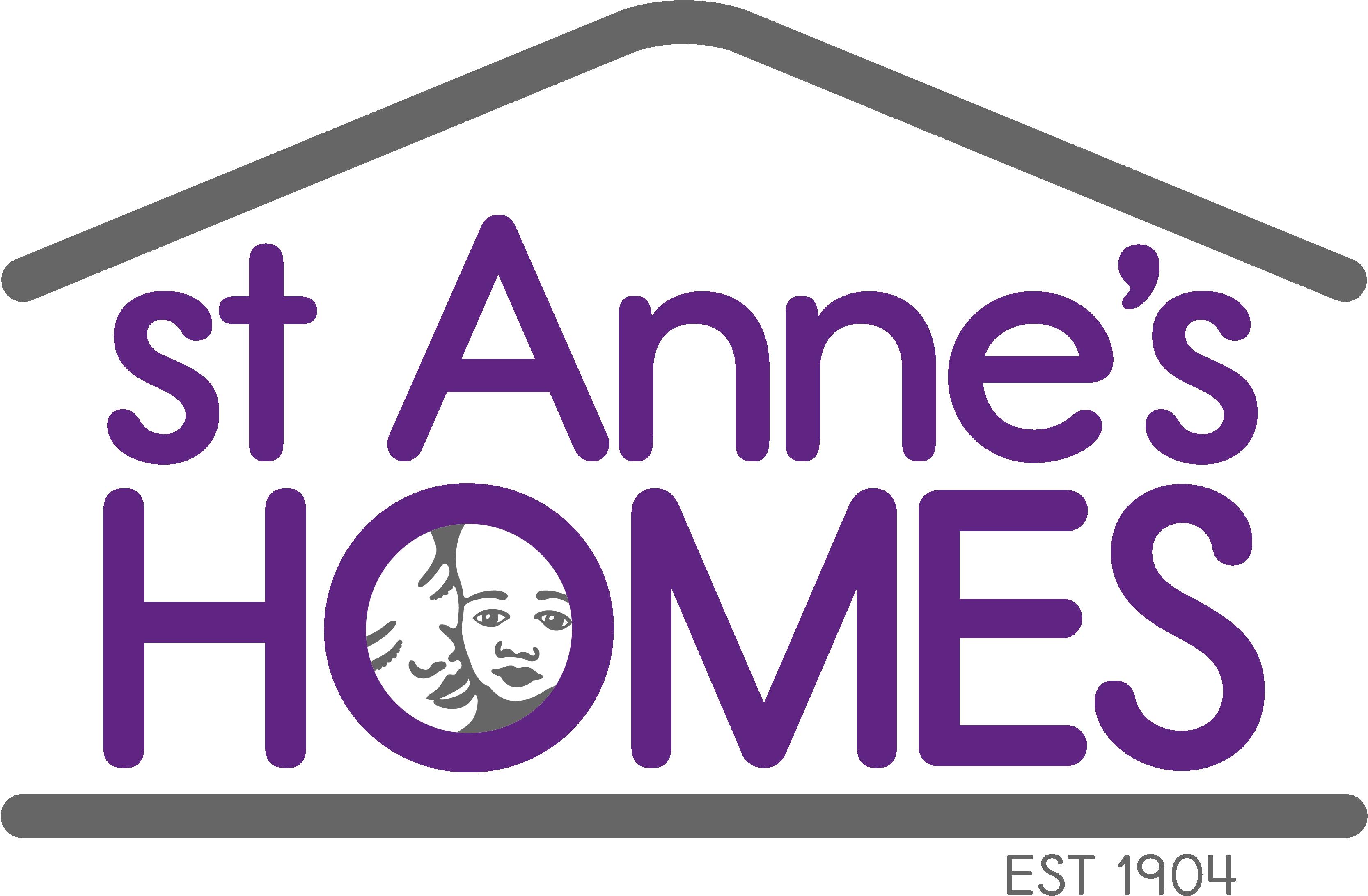 St Anne's Homes Logo